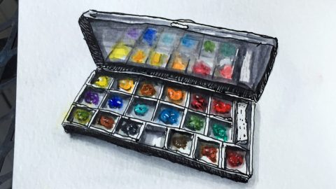 My Little Palette by Charlie O'Shields