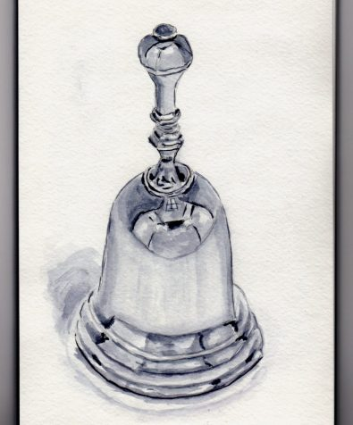 Silver Bell by Charlie O'Shields - Doodlewash