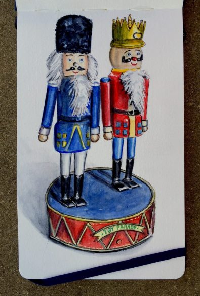 Day 5 - Nutcrackers