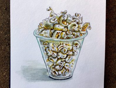Day 6 - Popcorn