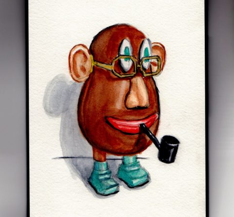 Mr. Potato Head Doodlewash