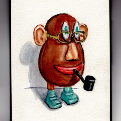 Mr. Potato Head Doodlewash