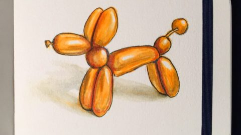 Balloon Animal Doodlewash