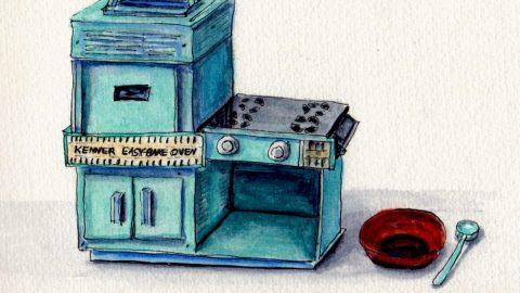 Easy-Bake Oven Doodlewash