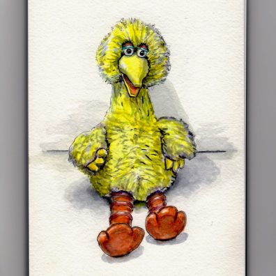 Big Bird Doodlewash
