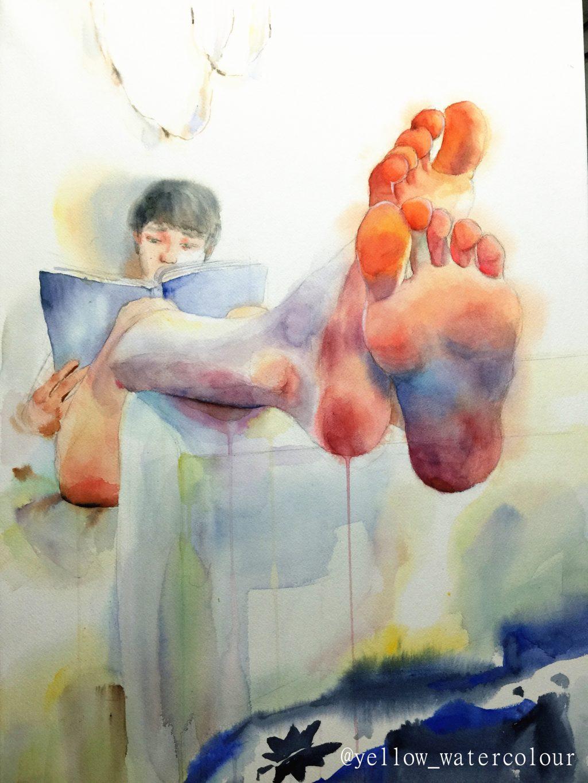 Doodlewash by Yellow Xiayu
