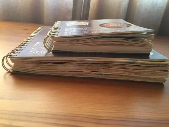 Bee paper company Aquabee Super Deluxe Journals