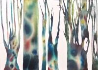 Doodlewash - Watercolor by Anna Galea - Gallery Image 1