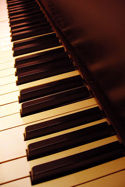 Old Baby Grand