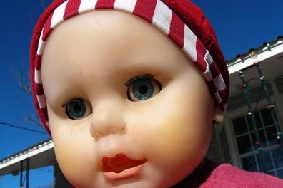 Holiday Doll