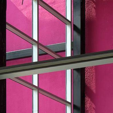 Framed in Pink