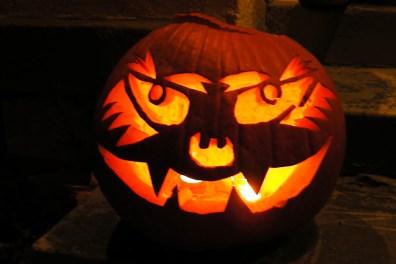 Halloween Grin