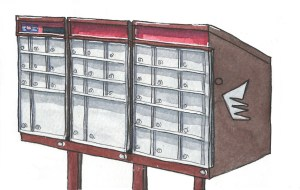 Canada Post Community Box