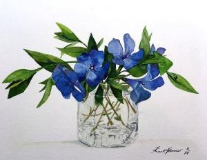 My first flowers Снимок (2)
