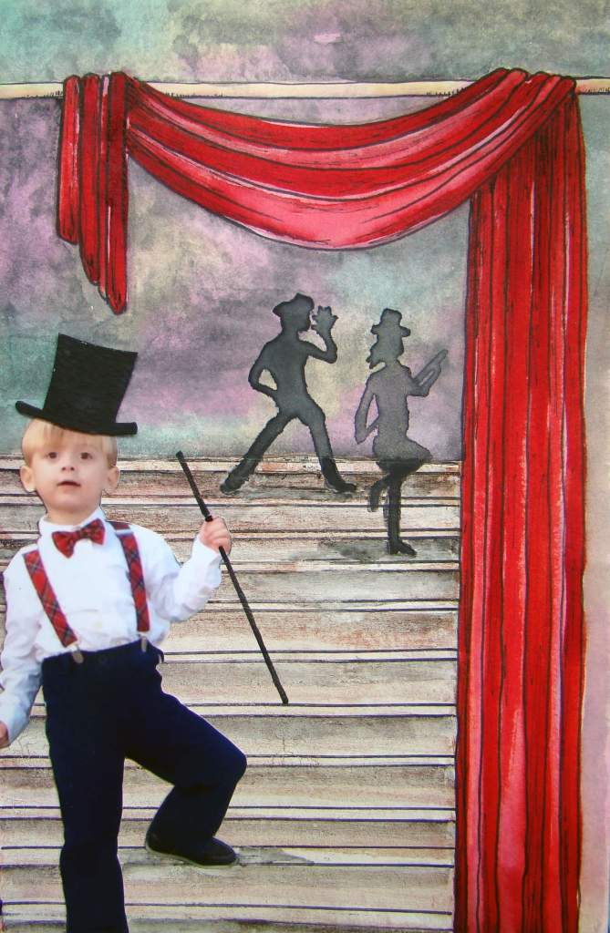 """day 27, """"Dance like no one is watching"""" Dance like no one is watching by Sandee Setliff"""