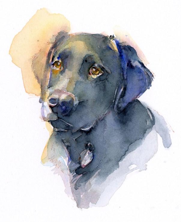 World Watercolor Month - Watercolor painting by John Keeling - #WorldWatercolorGroup #doodlewash