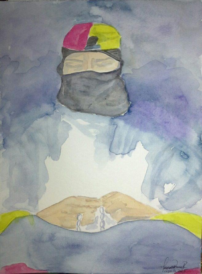 2. Soldado de franela en oración. T-Shirt soldier praying. 2. Soldado de franela en oracion