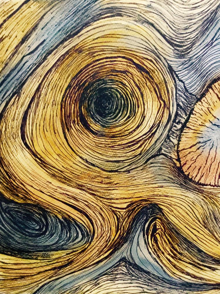 Pen and wash Tree rings IMG_0021