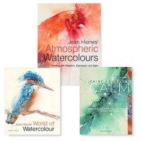 Jean Haines Watercolour Books