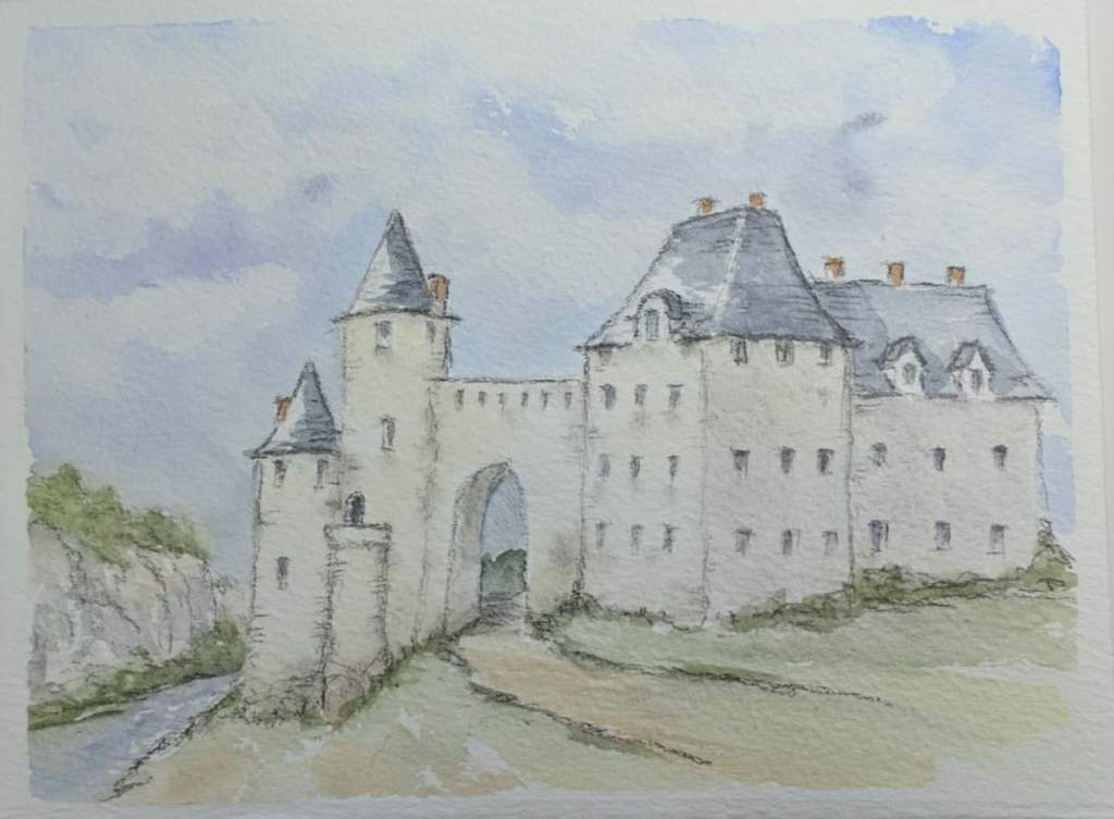 riverside chateau