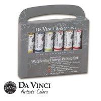 Da Vinci Watercolor Flower Paint Set