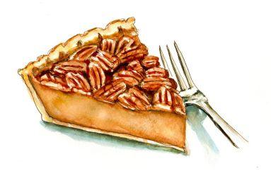 Day 17 - Pecan Pie