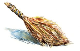 Day 29 - A Witches Broomstick