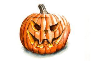 Day 30 - Carving Pumpkins
