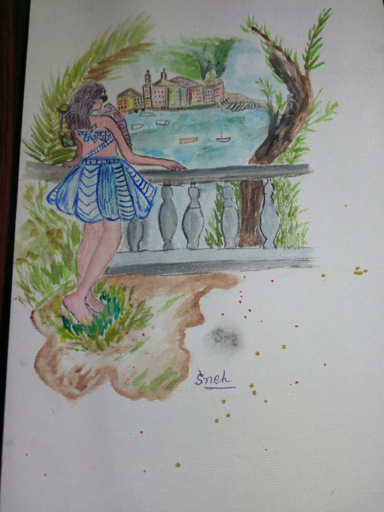 The woman series. IMG_20171004_163140851