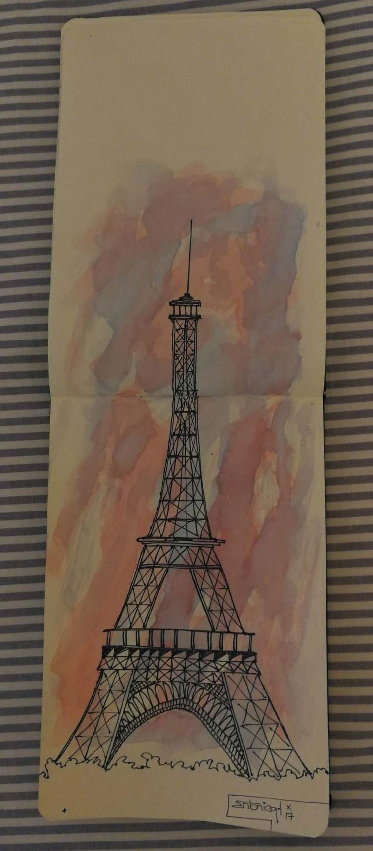 Hi to all. My personal tribute to Eiffel Tower. I've been there two times and I hope to back a