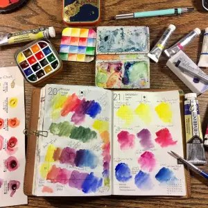 WatercolorSwatches