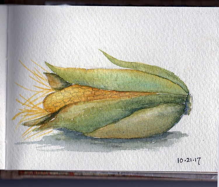 October 20- Corn – Sweet corn, sweet memories of summer sunshine, family reunions, picnics at