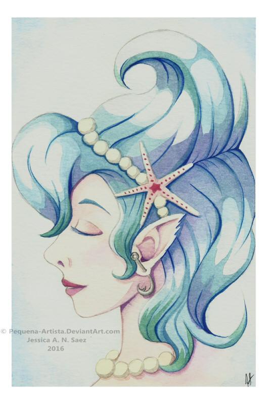 My Mermaid mermaidprofileFinal