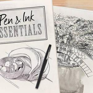 Pen & Ink Essentials by Paul Heaston