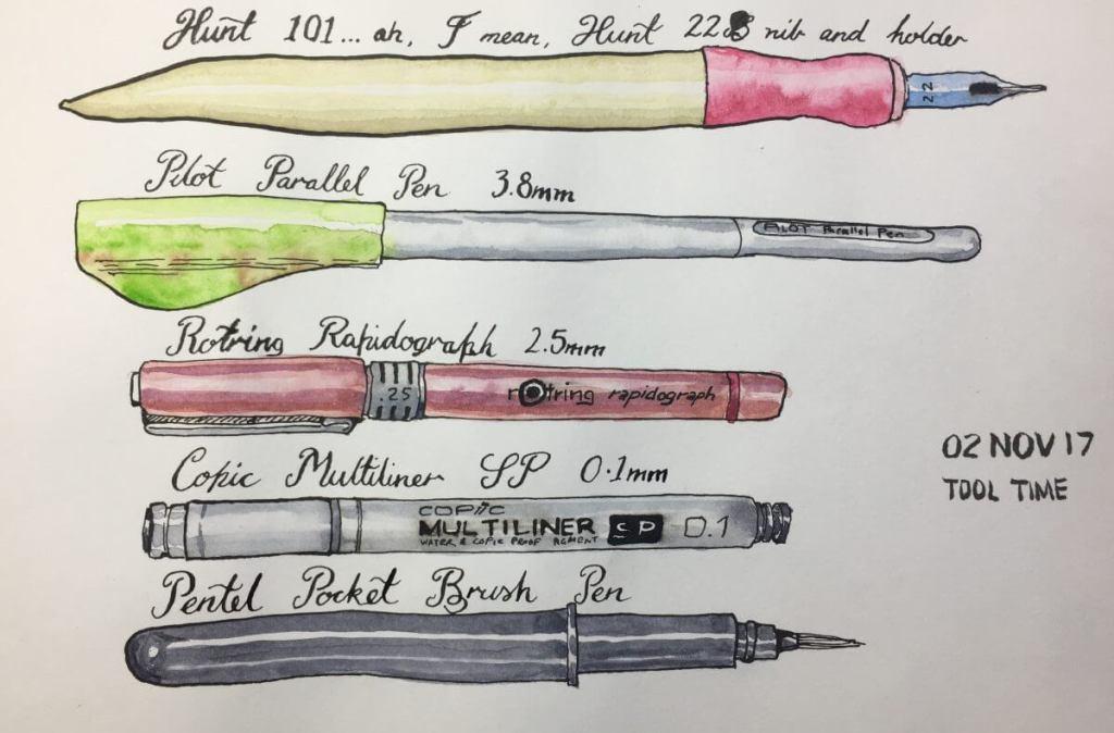 Tools of the trade. 51FFD3FC-606E-4D8F-B477-5445084E957D