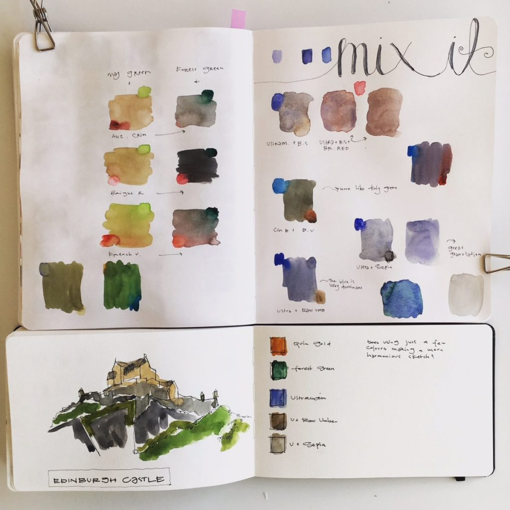 homework for Liz Steel's fantastic online class in watercolour F7EA932A-3249-4DB2-BE4D-B11BADEB344