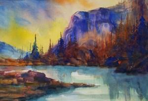 047_2018 Watercolor / Fabriano Artistico grana grossa / rough – 300g/m / 140 lbs – ca. 56 x 38 c