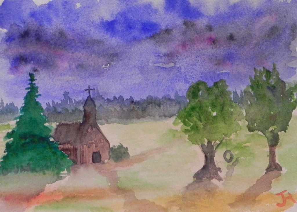 Country Church.. tuesday5