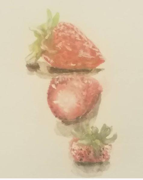 Strawberries strawberries