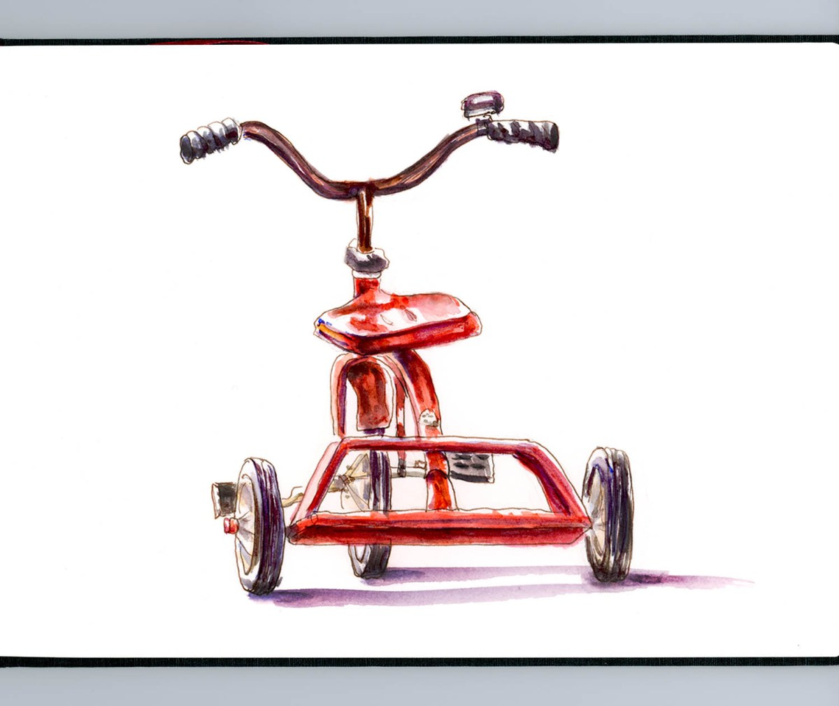 Day 24 - The Road To Adventure Childhood Tricycle_IG_