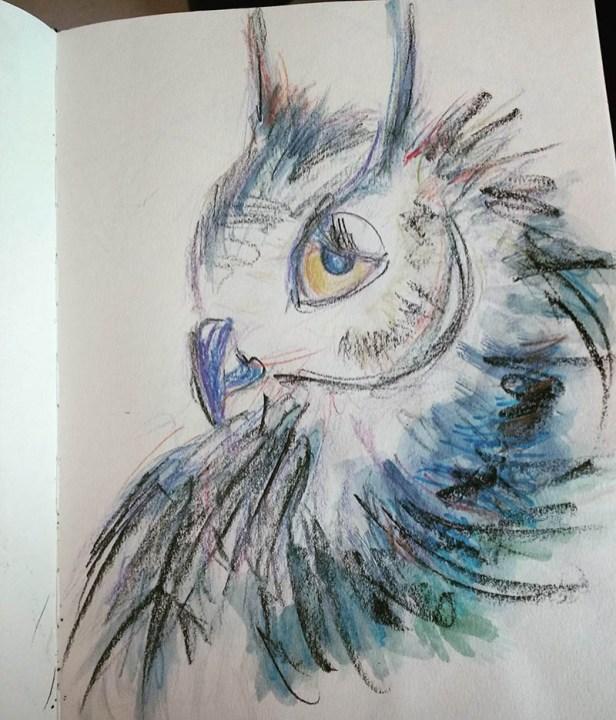 Drawing by Deboshree - Doodlewash