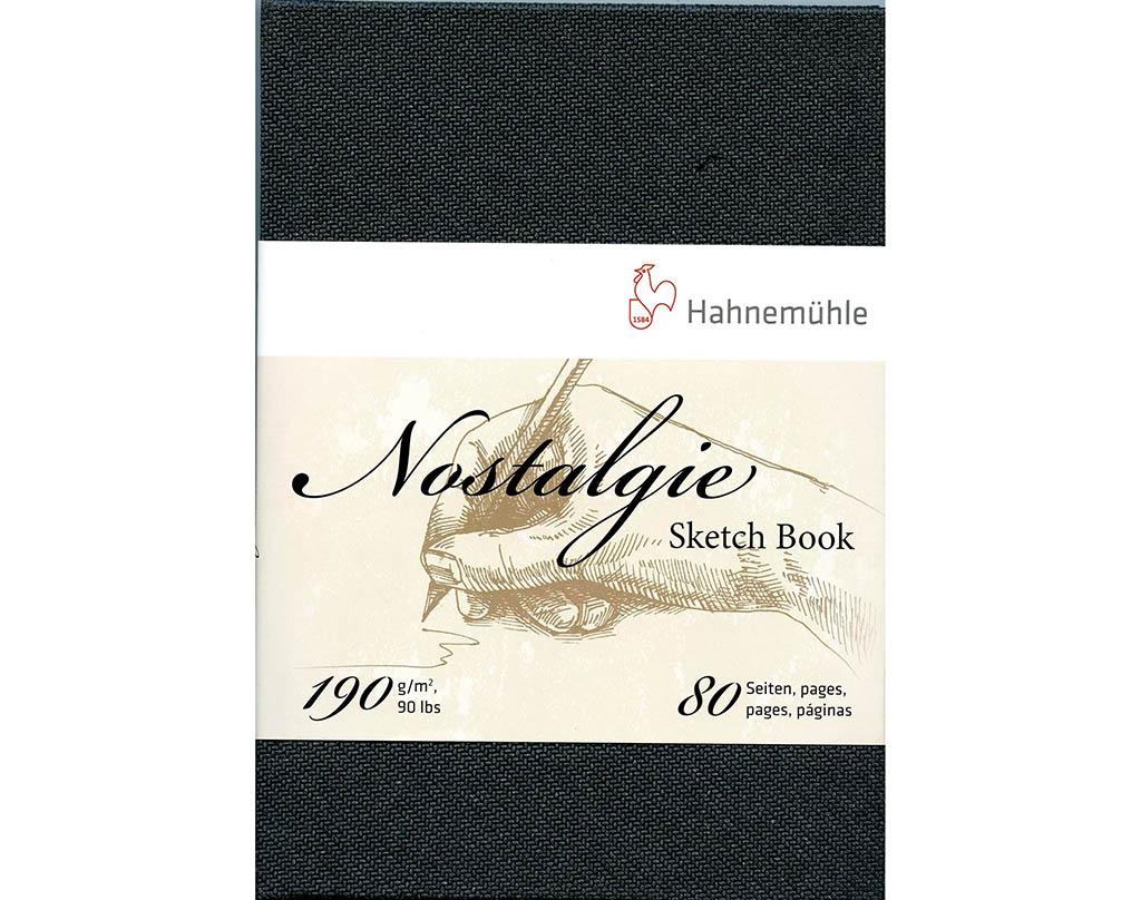 Hahnemühle Nostalgie Sketchbook