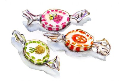 Day 26 - Penny Candy Grandmas Give The Best