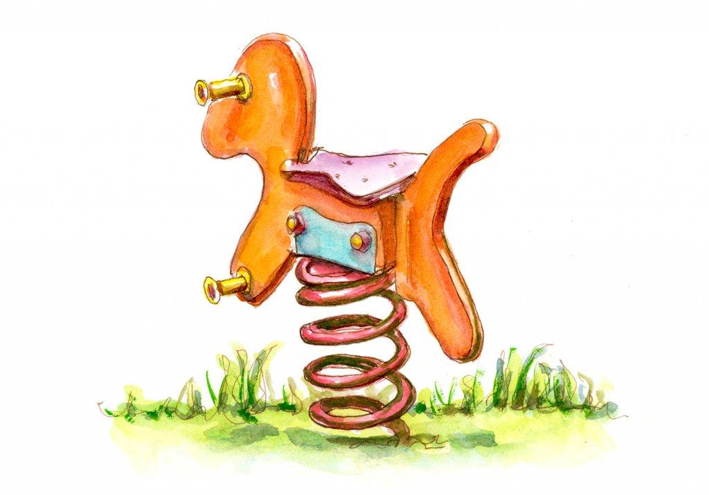 Day 6 - The Joy Of Going Nowhere Kids Spring Ride - #doodlewashJune2018 Doodlewash