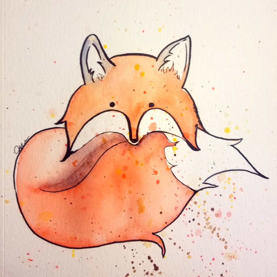 I kind of wanted to do a fun cute little fox for furry creatures prompt. I kept playing with it and
