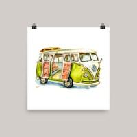 VW-Camper-Van-Illustration-Watercolor-Print-Signed