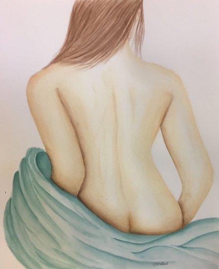 Watercolor by Sophia Czarkowski - Doodlewash