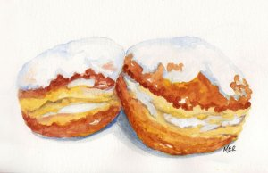 9/14/18 Cream Filled Doughnut Day 9.14.18 Creame Filled Doughnut Day img749