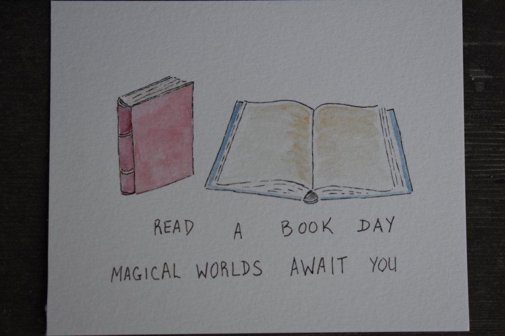Sept 6, 2018 Read a Book Day. DSC_6420