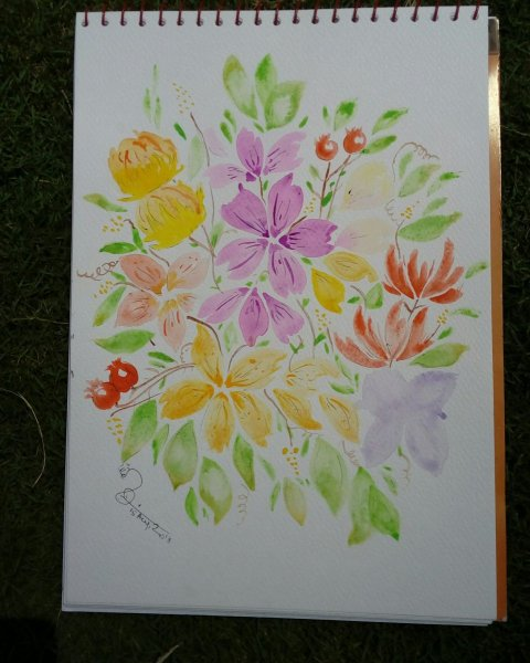 Watercolors IMG_20180816_162628_426IMG_20180816_134038_350IMG_20180815_150205_715